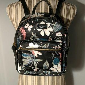 Floral miniture Kate Spade backpack